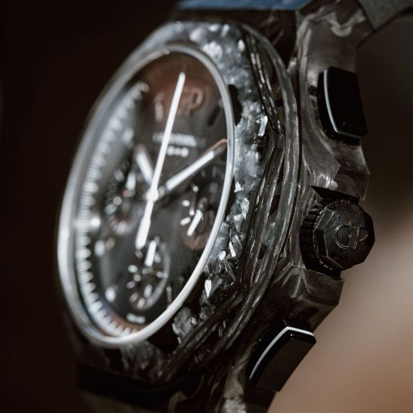 Girard-Perregaux Laureato Absolute Crystal Rock Limited Edition