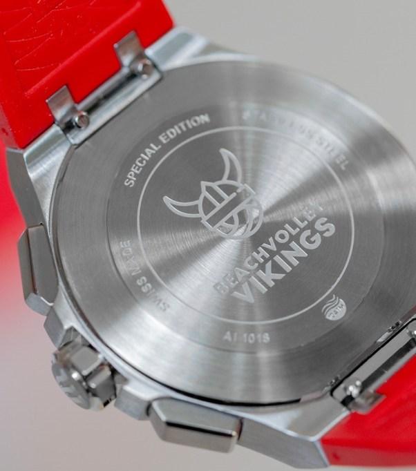 Maurice Lacroix Aikon Quartz Chronograph Limited Edition Vikings