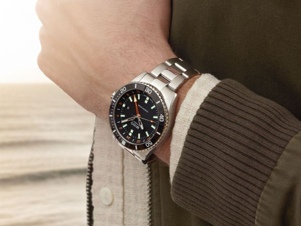 Mido Ocean Star GMT New Model (Reference M026.629.11.051.01)