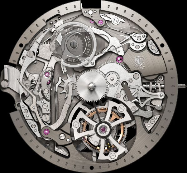 Roger Dubuis RD0107 Calibre
