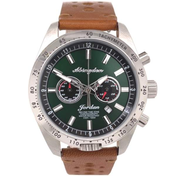 The Abingdon Co. Jordan Racing Watch