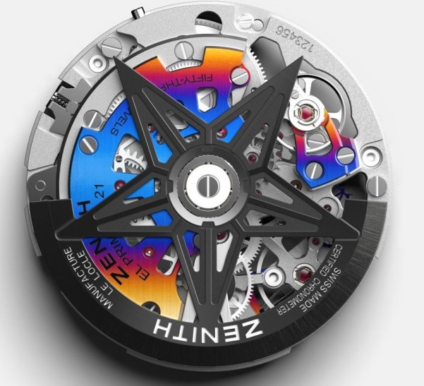 Zenith DEFY 21 Felipe Pantone Limited Edition