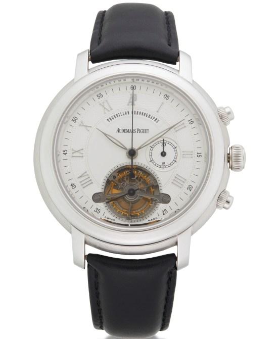 Audemars Piguet Jules Audemars Chronograph Tourbillon