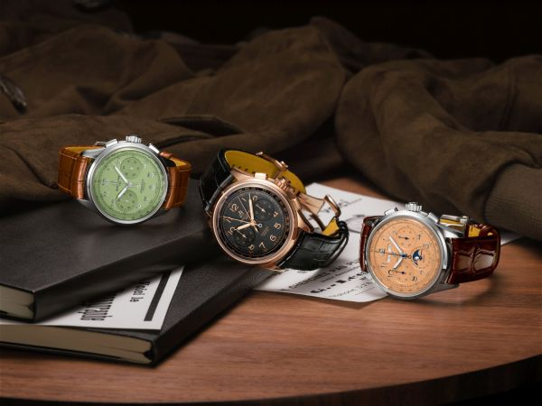 Breitling Premier Heritage Collection: The Chronograph, the Duograph, and the Datora