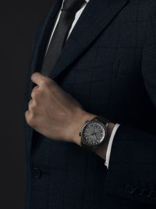 Chopard L.U.C GMT One Black Limited Edition