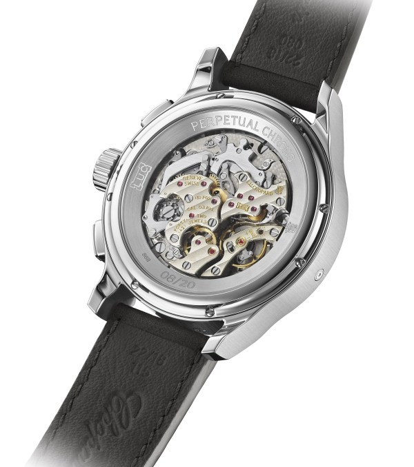 Chopard L.U.C Perpetual Chrono Limited Edition, with Grade 5 Titanium Case