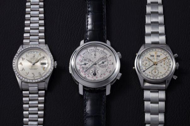 Christie's Watches Online Dubai Edit