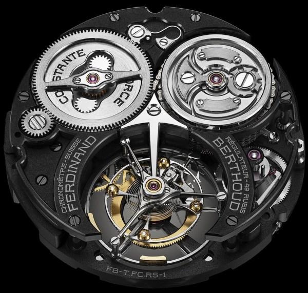 Ferdinand Berthoud Chronomètre FB RS Limited Edition
