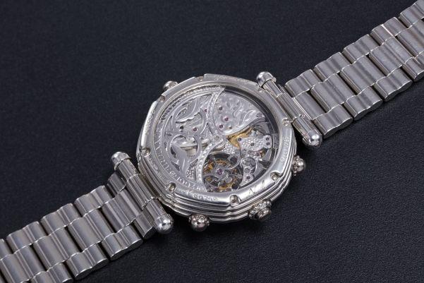 Gérald Genta, A Platinum Grand Sonnerie, No. 1, Ref. G0025.7