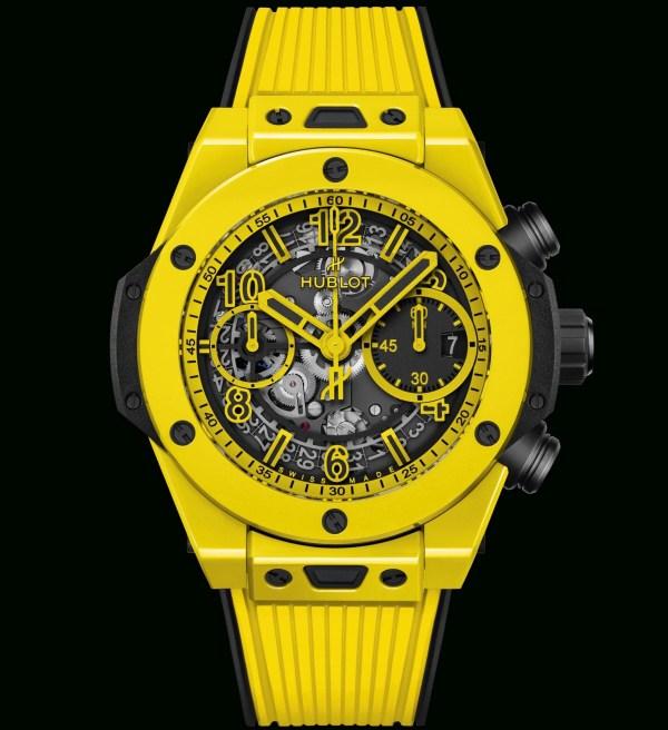 Hublot Big Bang Unico Yellow Magic Limited Edition
