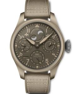 """IWC Schaffhausen - Big Pilot's Watch Perpetual Calendar TOP GUN Edition """"Mojave Desert"""""""