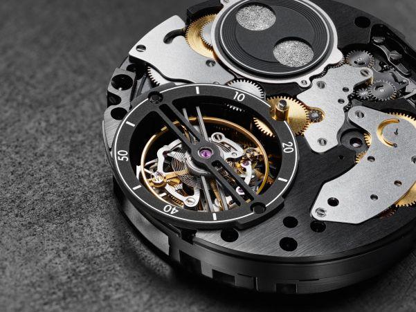 "IWC Schaffhausen Big Pilot's Watch Constant-Force Tourbillon Edition ""IWC Racing"" movement"