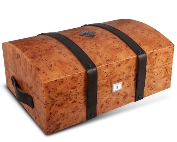 Louis Moinet travel trunk