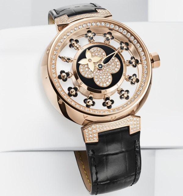 Louis Vuitton Tambour Spin Time Air Vivienne