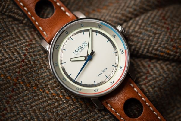 Marloe Watch Company Bonneville and Eyre