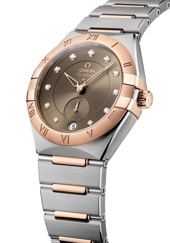OMEGA Constellation Co‑Axial Master Chronometer Small Seconds 34 mm Reference 131.25.34.20.55.001