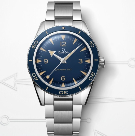OMEGA Seamaster 300 Edition 2021, New Stainless Steel Models