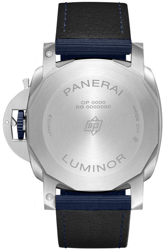 Panerai Luminor Marina eSteelTM, Reference PAM01157