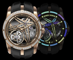 Roger Dubuis Excalibur Glow Me Up