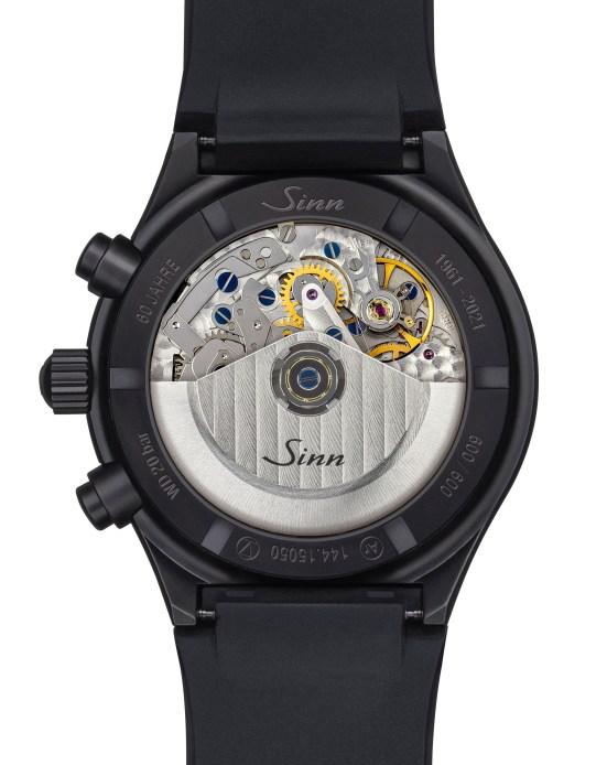 SINN 144 St S Anniversary II - The 60th Anniversary Sports Chronograph Concepto C99001 movement