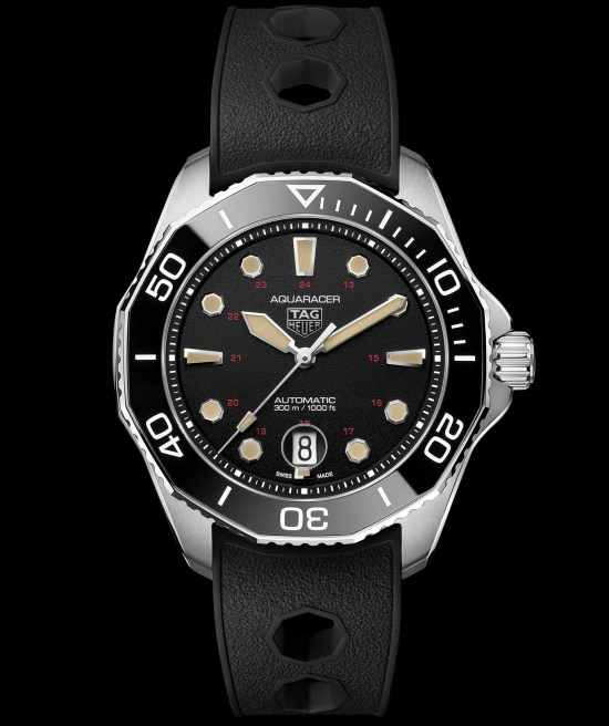 TAG Heuer Aquaracer Professional 300 Tribute to Ref. 844 Calibre 5 Automatic Limited Edition