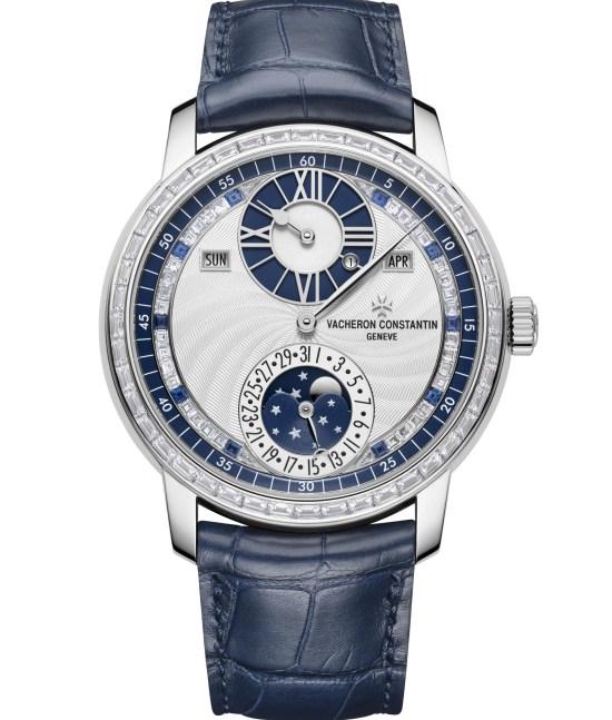 Vacheron Constantin Les Cabinotiers Regulator Perpetual Calendar – Moonlight Jewellery Sapphire