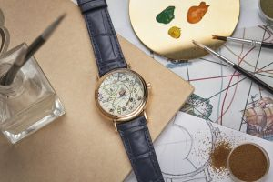 Vacheron Constantin Métiers d'Art Tribute to Great Explorers