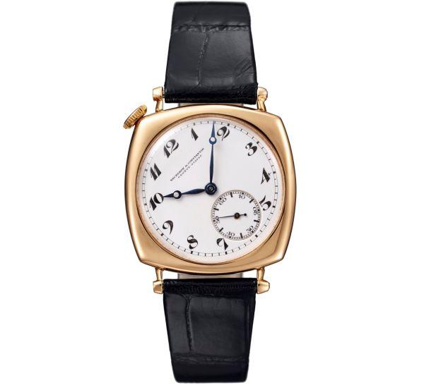 Vacheron Constantin Historiques American 1921 watch owned by Samuel Parkes-Cadman