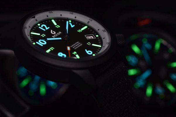 BOLDR Expedition Field Automatic Watch