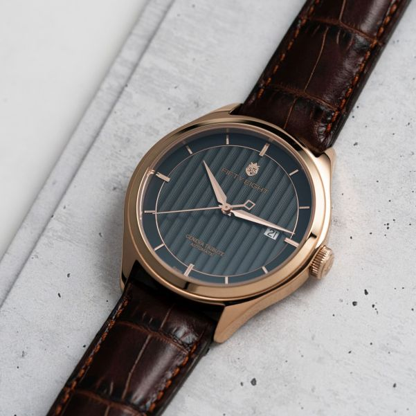 Fifty Eight Watches Geneva Tribute Collection