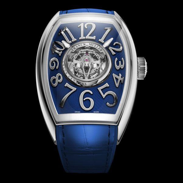 Franck Muller Grand Central Cintree Curvex™ 2