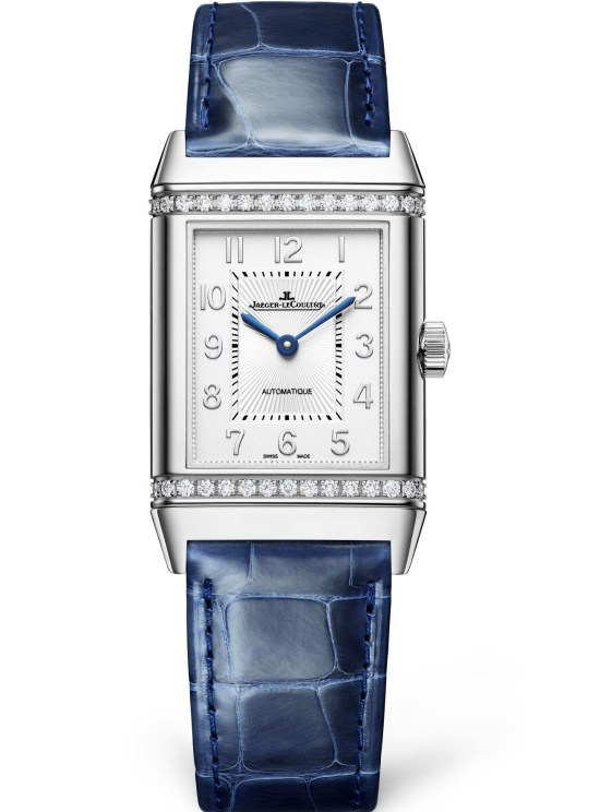Jaeger-LeCoultre Reverso Duetto Medium watch with stainless steel case