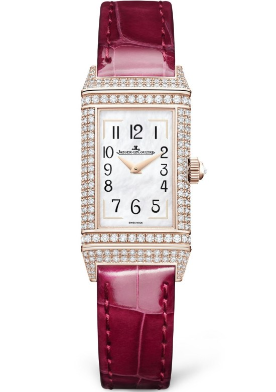 Jaeger-LeCoultre Reverso One Precious Flowers Pink Arums