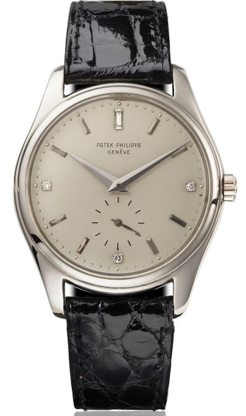 Patek Philippe reference 2526 white gold watch