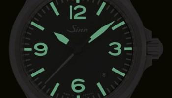 SINN 556 A RS lume shot