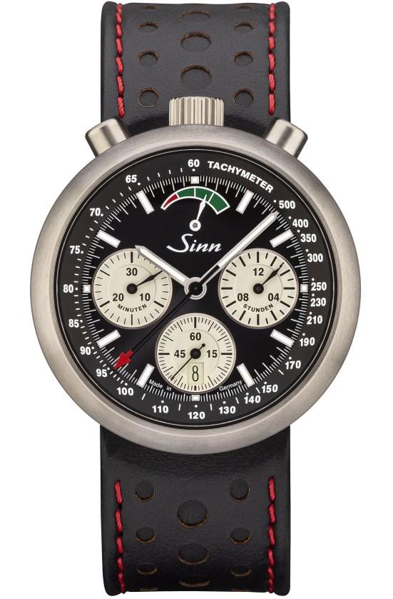 SINN R500 Limited Edition automatic-bullhead-chronograph-in-titanium