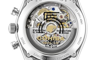 Zenith Chronomaster Open Cohiba 55th Anniversary Edition