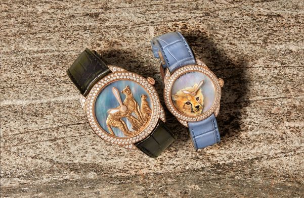 Backes & Strauss 'The Vitesse Collection', in Collaboration with Her Royal Highness Princess Michael of Kent
