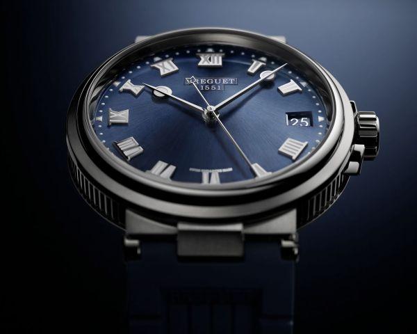 Breguet Marine 5517 titanium