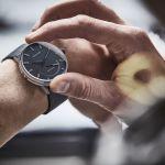 SEQUENT Elektron: The first Titanium Smart Self-Charging Watch