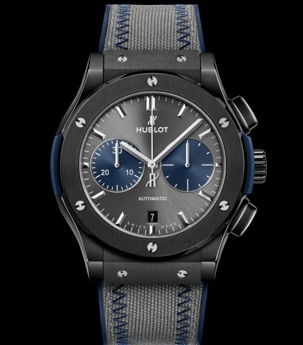 Hublot Classic Fusion Chronograph Bol d'Or Mirabaud 2021 edition