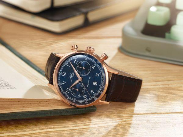 Mido Multifort Patrimony Chronograph (reference M040.427.36.042.00) automatic watch