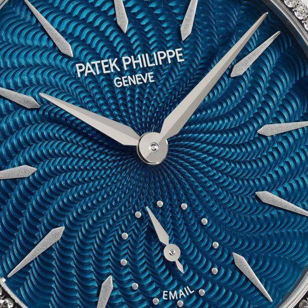 Patek Philippe Ref. 7040/250G-001 Rare Handcrafts Minute Repeater for Ladies