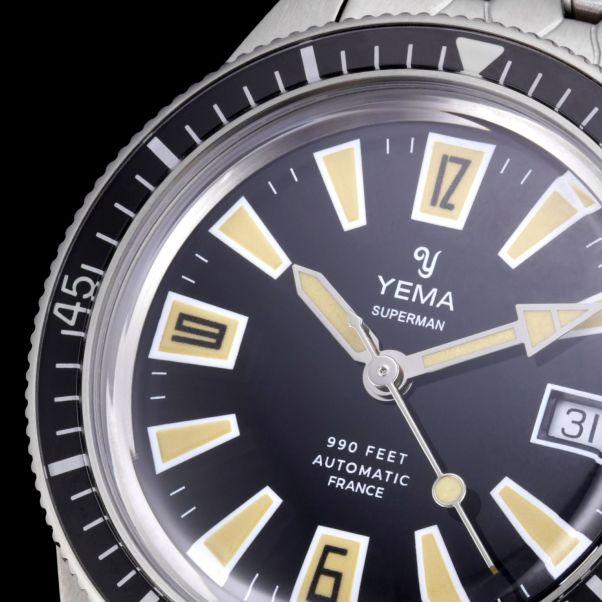 Yema Superman Skin Diver Limited Edition