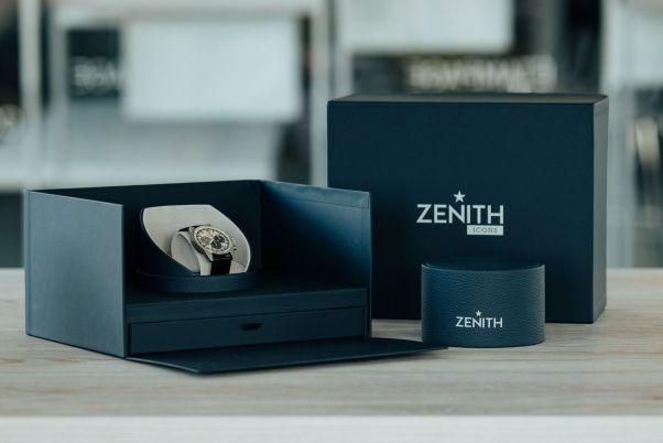 ZENITH ICONS WATCH-BOX