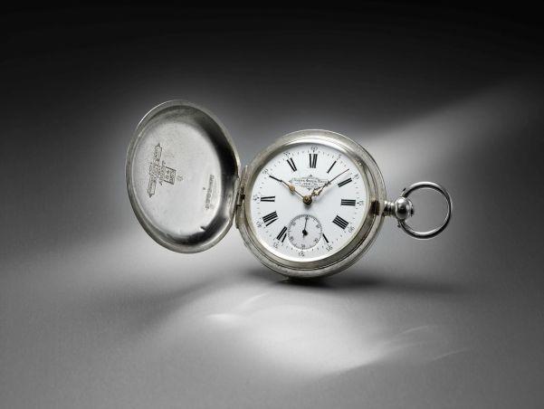 Zenith Russian pocket watch