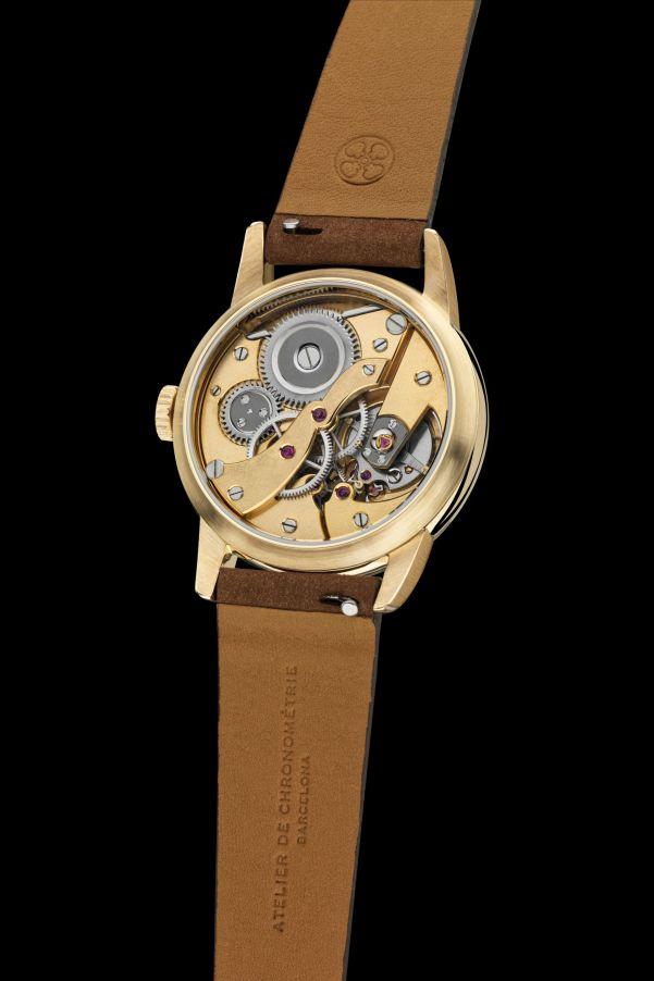 Atelier de Chronométrie AdC21 Only Watch
