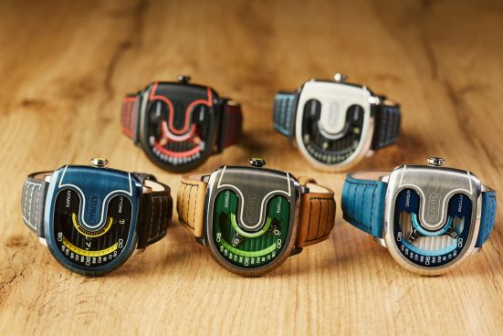 Atowak Ettore Drift watches