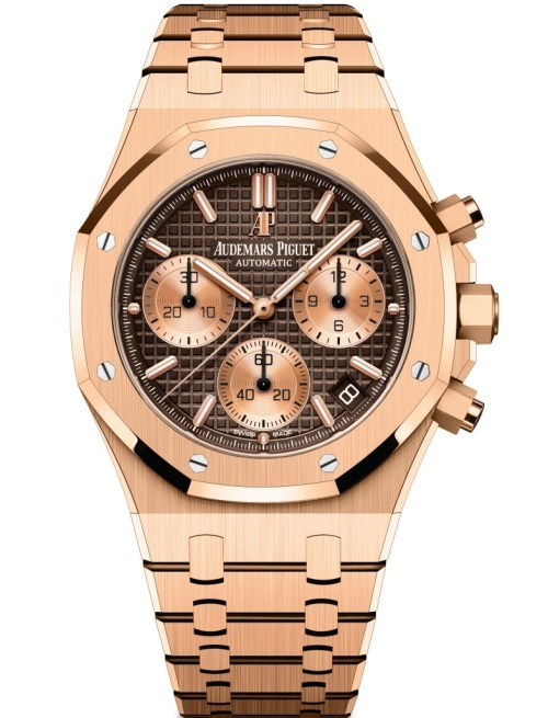 Audemars Piguet Royal Oak Self-winding Chronograph 41mm, Reference RO_26239OR-OO-1220OR-02
