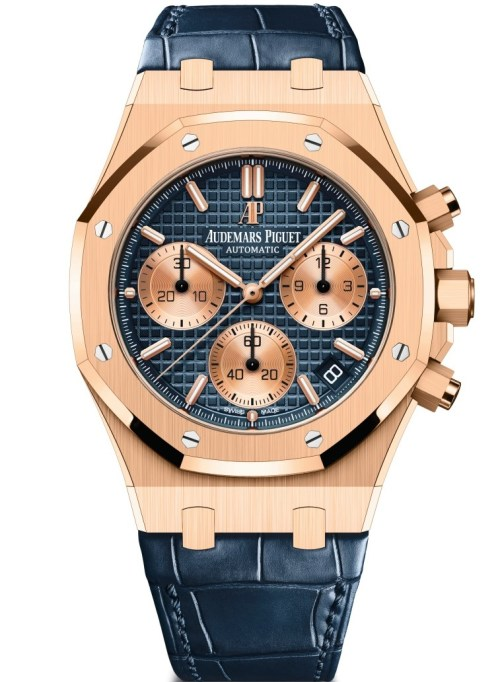 Audemars Piguet Royal Oak Self-winding Chronograph 41mm, Reference RO_26239OR-OO-D315CR-01